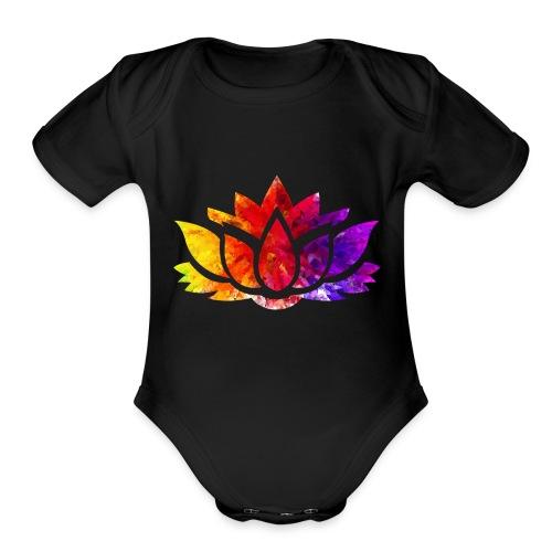 Dope brand - Organic Short Sleeve Baby Bodysuit