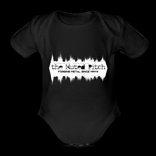 10th Anniversary - Organic Short Sleeve Baby Bodysuit