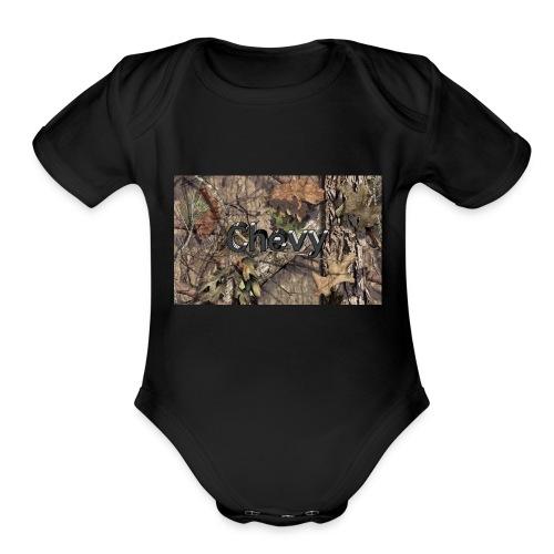 846631E7 9EA7 4086 B0FE 3A60D78F8397 - Organic Short Sleeve Baby Bodysuit