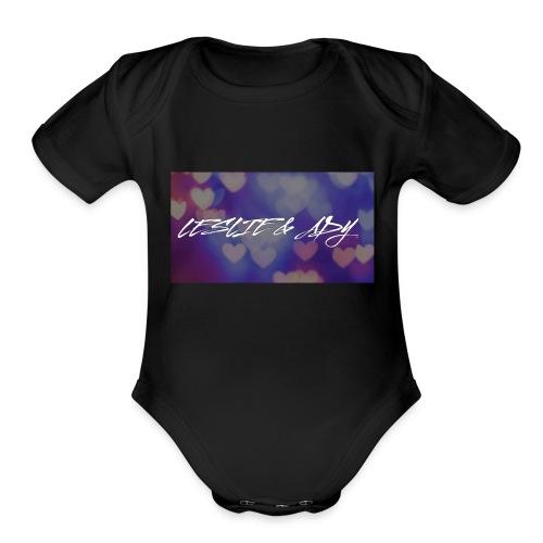 B18D61E1 52A8 48BB 8A3E 653E7CFFAEDF - Organic Short Sleeve Baby Bodysuit