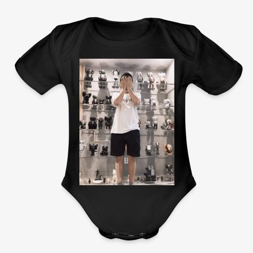 IMG 20170714 230419 - Organic Short Sleeve Baby Bodysuit