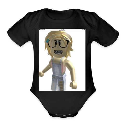 Kelly mug - Organic Short Sleeve Baby Bodysuit