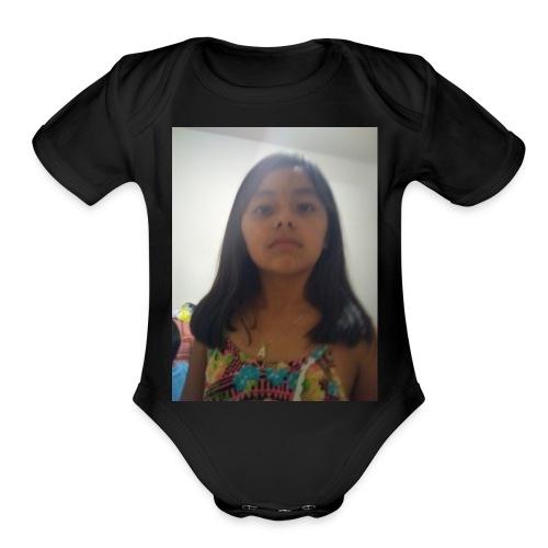 Sis - Organic Short Sleeve Baby Bodysuit