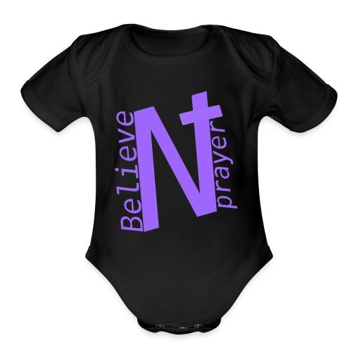 FD84F3B2 0842 4AFC BC61 2A56878D1686 - Organic Short Sleeve Baby Bodysuit