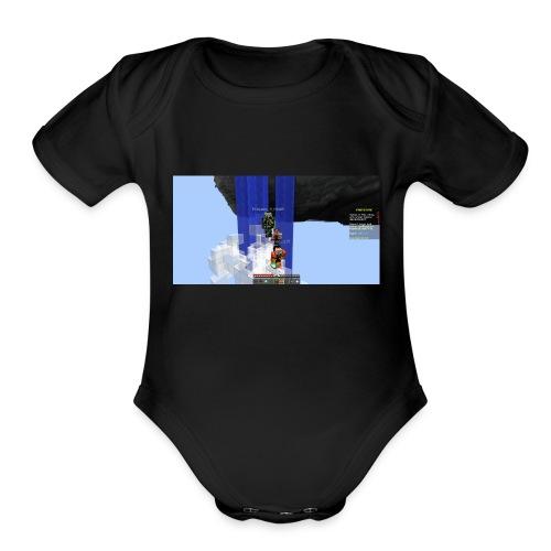 DiamondBoy Tee - Organic Short Sleeve Baby Bodysuit