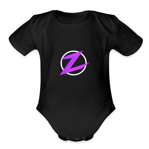 zwiftify - Organic Short Sleeve Baby Bodysuit