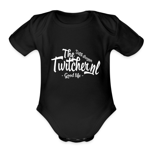 Original The Twitcher nl - Organic Short Sleeve Baby Bodysuit