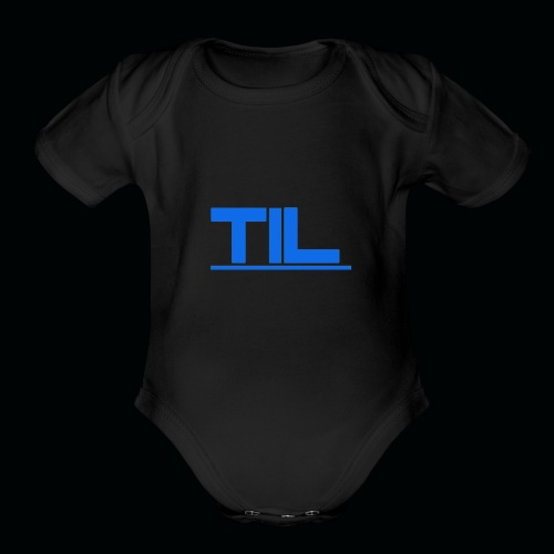 This Is Life - Organic Short Sleeve Baby Bodysuit