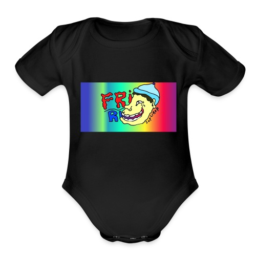 LOGO TSHIRT - Organic Short Sleeve Baby Bodysuit