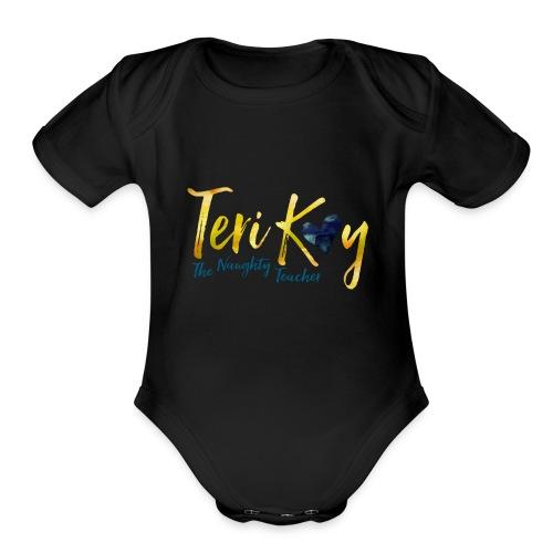 TERI KAY - Organic Short Sleeve Baby Bodysuit