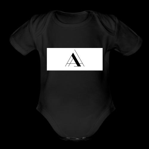 aeoe - Organic Short Sleeve Baby Bodysuit