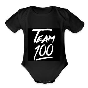 official merch - Short Sleeve Baby Bodysuit