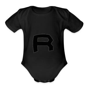 Retreat Apperal - Short Sleeve Baby Bodysuit