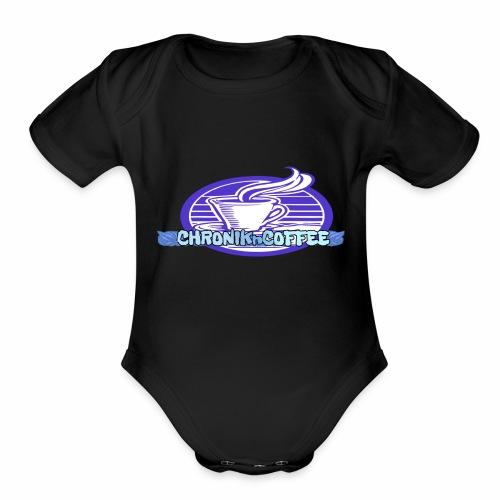 steem style - Organic Short Sleeve Baby Bodysuit