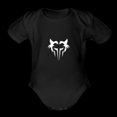 K1LLSW1TCH Logo - Organic Short Sleeve Baby Bodysuit