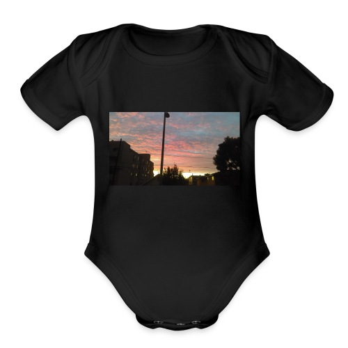 One of Those Days - Organic Short Sleeve Baby Bodysuit