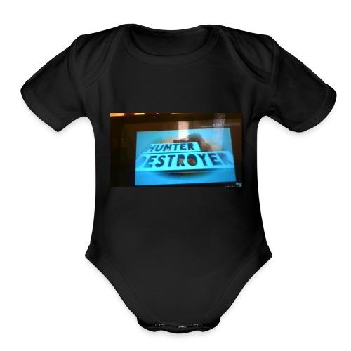 WIN 20180615 13 37 17 Pro - Organic Short Sleeve Baby Bodysuit