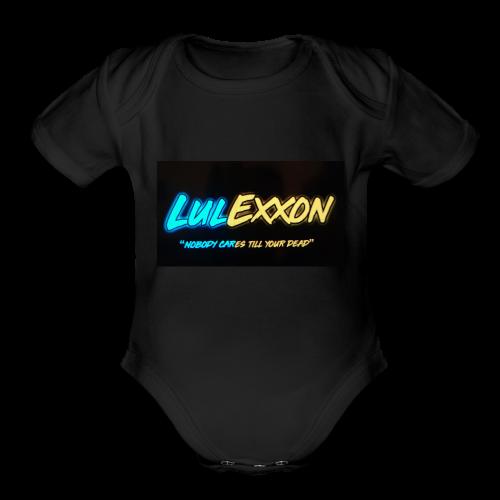 Exxon - Organic Short Sleeve Baby Bodysuit