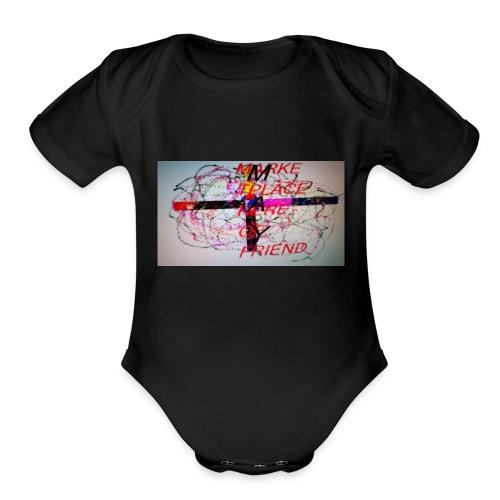 WP 20180924 15 09 55 Pro - Organic Short Sleeve Baby Bodysuit