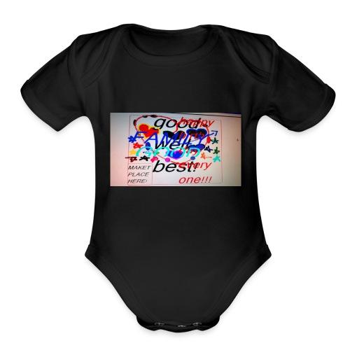 WP 20180924 14 59 43 ProHdươngniê Tshirt designer - Organic Short Sleeve Baby Bodysuit