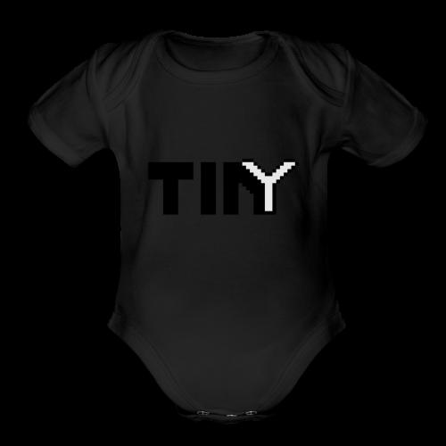 TinyPixel - Organic Short Sleeve Baby Bodysuit