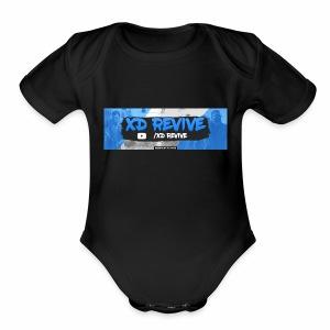 Twitter - Short Sleeve Baby Bodysuit