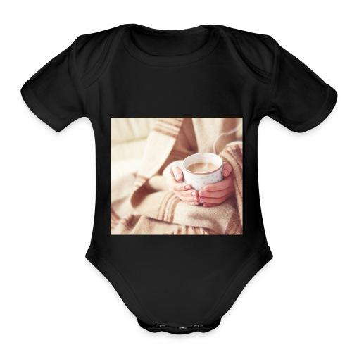 Terell Dobbs - Organic Short Sleeve Baby Bodysuit