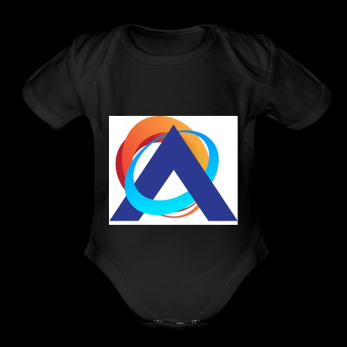 Afterlife Research Agency - Organic Short Sleeve Baby Bodysuit