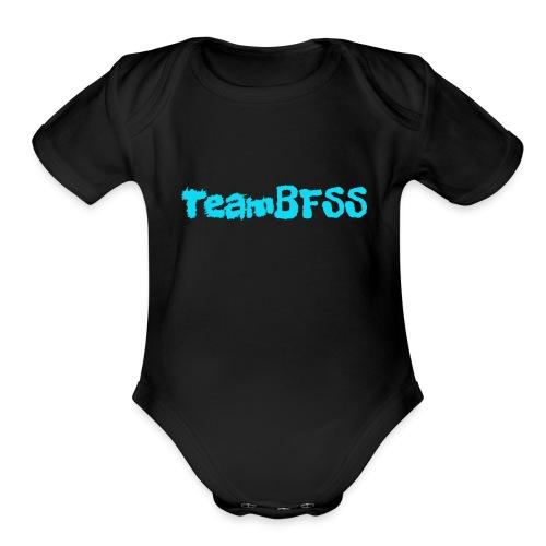 TeamBFSS Merch - Organic Short Sleeve Baby Bodysuit