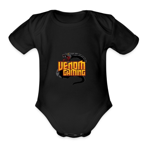 Letterman Jacket - Organic Short Sleeve Baby Bodysuit