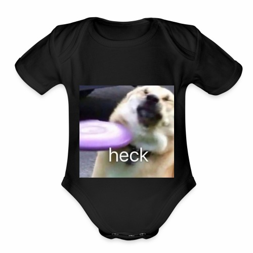 Heck - Organic Short Sleeve Baby Bodysuit