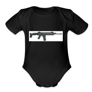 274DCA6D F340 4D0F 85CA FAC6F71A3998 - Short Sleeve Baby Bodysuit