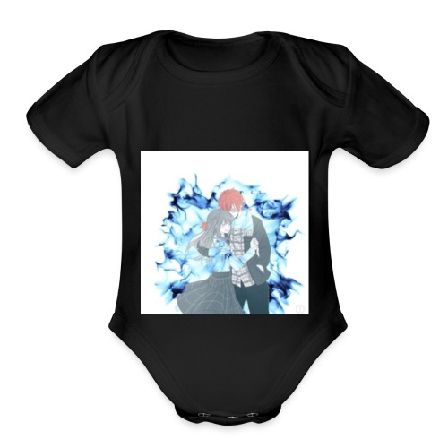 SAEYOUNG X MC - Organic Short Sleeve Baby Bodysuit