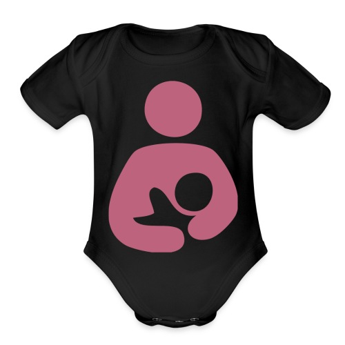 beastisbest - Organic Short Sleeve Baby Bodysuit