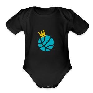 King Xtreme - Short Sleeve Baby Bodysuit
