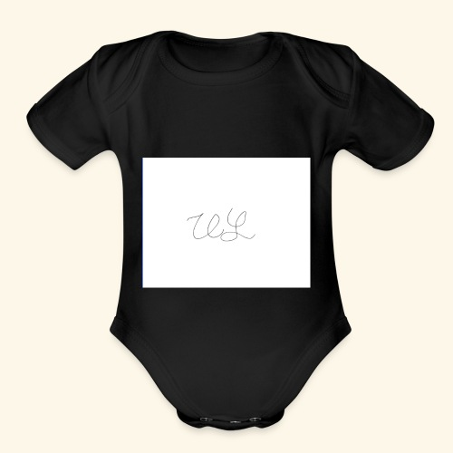 Uncle Liam - Organic Short Sleeve Baby Bodysuit
