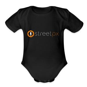 Official StreetPX Tee - Short Sleeve Baby Bodysuit