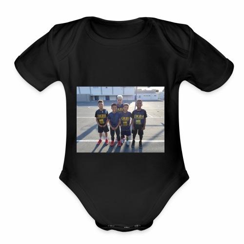 20170712 183406 - Organic Short Sleeve Baby Bodysuit