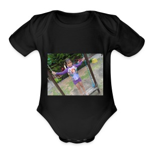 IMG 20170819 151052 - Short Sleeve Baby Bodysuit