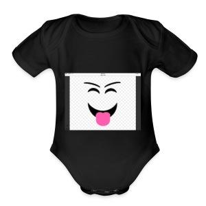 IMG 0231 - Short Sleeve Baby Bodysuit