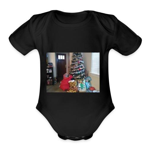IMG 20171225 090825382 - Organic Short Sleeve Baby Bodysuit