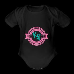 Universal Love - Short Sleeve Baby Bodysuit