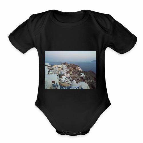 20160729 203606 HDR - Organic Short Sleeve Baby Bodysuit
