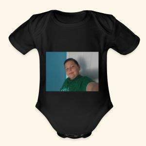 jonah - Short Sleeve Baby Bodysuit