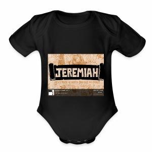 Jt's - Short Sleeve Baby Bodysuit