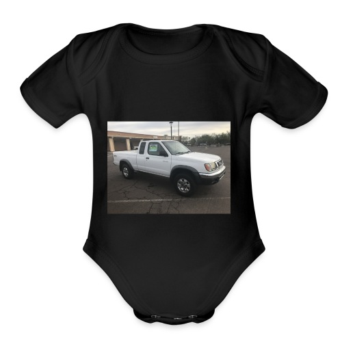 721DC26E 8710 4B74 9D42 440A7B64B58A - Organic Short Sleeve Baby Bodysuit