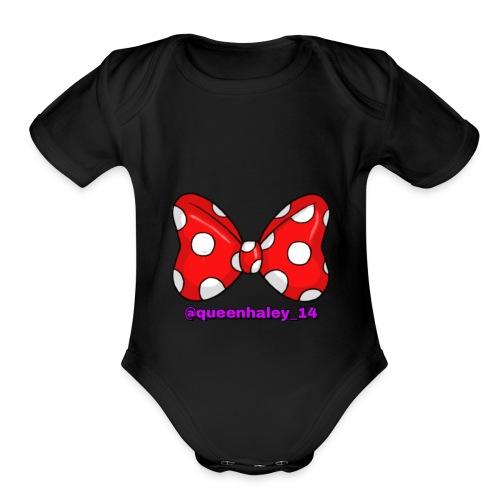 84821F5B BA18 48CE 8EA1 E1AC5AC1B27C - Organic Short Sleeve Baby Bodysuit