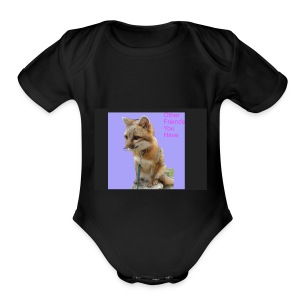 Other Friends You Have - Short Sleeve Baby Bodysuit