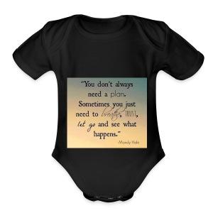 IMG 6226 2 - Short Sleeve Baby Bodysuit
