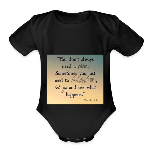 IMG 6226 2 - Organic Short Sleeve Baby Bodysuit